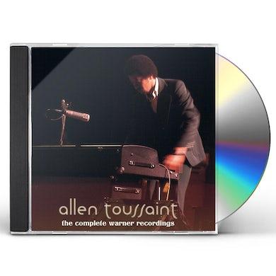 Allen Toussaint COMPLETE WARNER RECORDINGS CD
