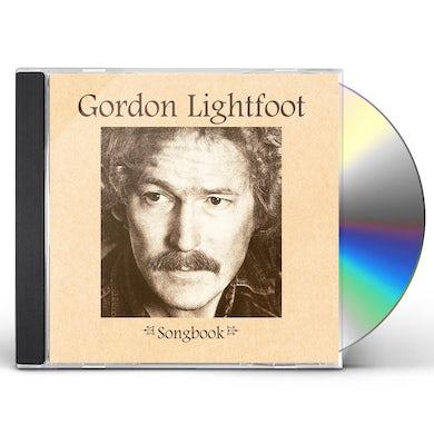 Gordon Lightfoot SONGBOOK CD