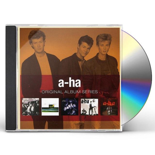 a-Ha ORIGINAL ALBUM SERIES CD