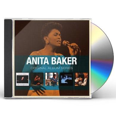 Anita Baker ORIGINAL ALBUM SERIES CD