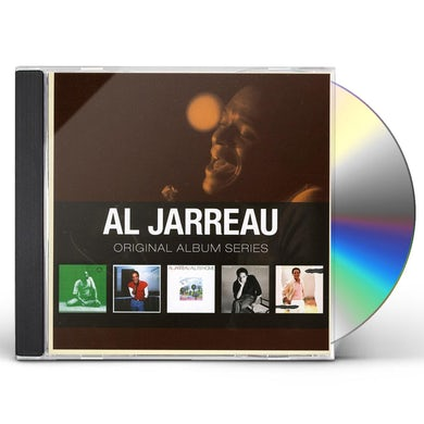 Al Jarreau ORIGINAL ALBUM SERIES CD