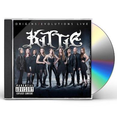 Origins/Evolutions (Deluxe CD/DVD/Blu-ray Combo) CD