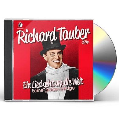 Richard Tauber EIN LIED GEHT UM DIE WELT-SEIN CD