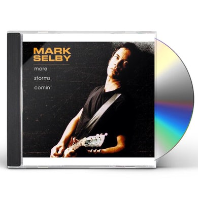 Mark Selby MORE STORMS COMINN CD