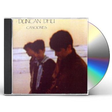 Duncan Dhu CANCIONES CD