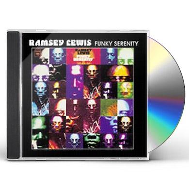 Ramsey Lewis FUNKY SERENITY CD