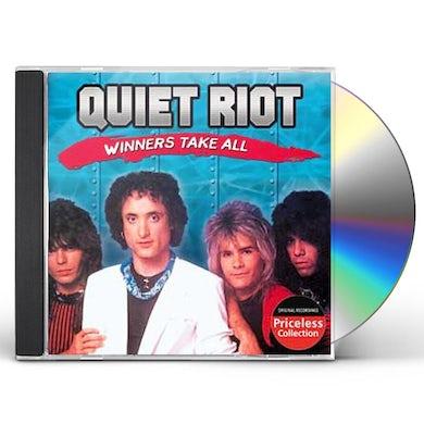 Quiet Riot WINNERS TAKE ALL CD