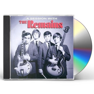 SESSION WITH THE REMAINS CD