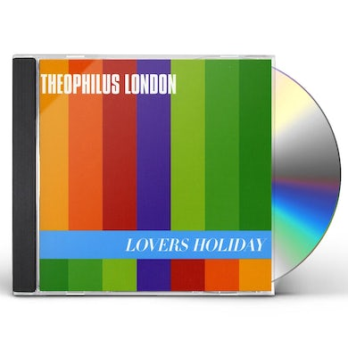 Theophilus London LOVERS HOLIDAY CD