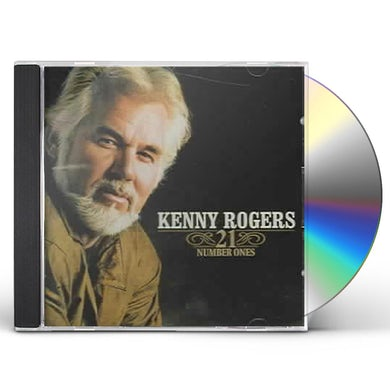 Kenny Rogers 21 NUMBER ONES CD