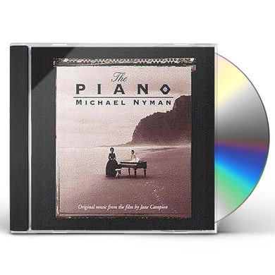 Michael Nyman PIANO: MUSIC FROM THE MOTION PICTURE CD
