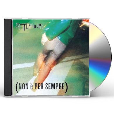Afterhours NON E PER SEMPRE CD