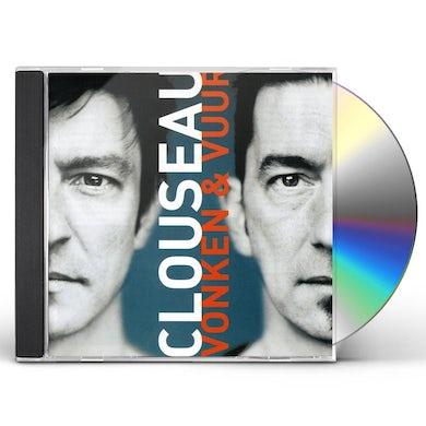 Clouseau VONKEN & VUUR CD