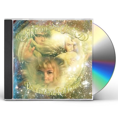 Shannon and The Clams DREAMS IN THE RAT HOUSE CD