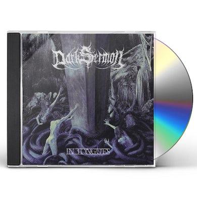 Dark Sermon IN TONGUES CD