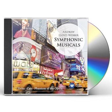 Ettore Stratta SYMPHONIC MUSICALS LLOYD WEBBER CD