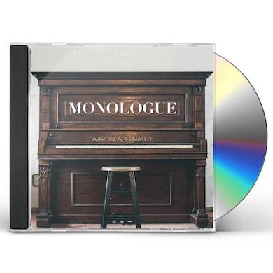 Aaron Abernathy MONOLOGUE CD