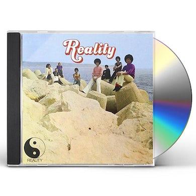 TONY & REALITY CD