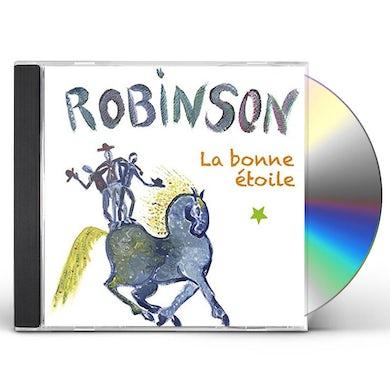 Robinson LA BONNE ETOILE CD