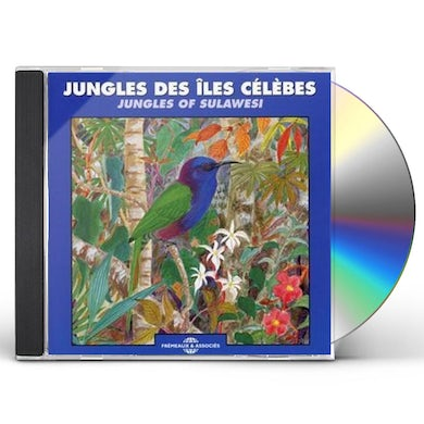 Sounds of Nature JUNGLES OF SULAWESI CD