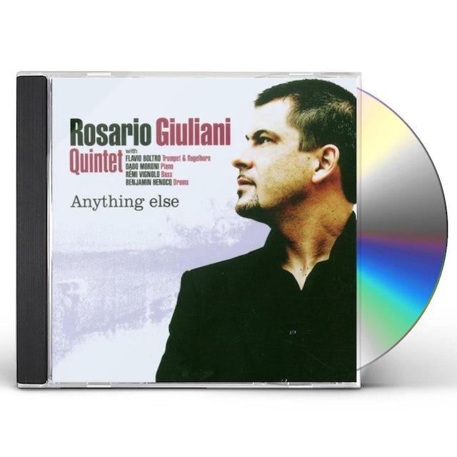 Rosario Giuliani ANYTHING ELSE CD