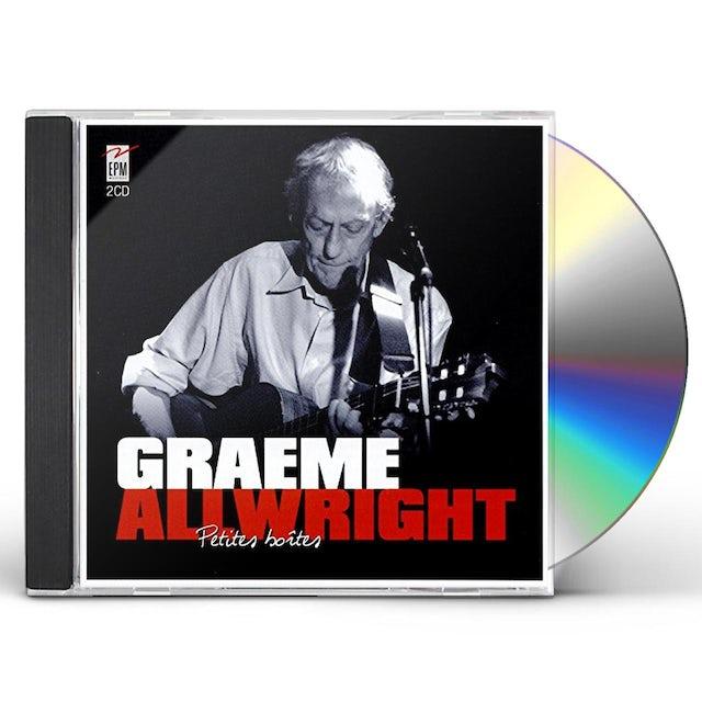 Graeme Allwright PETITES BOITES CD