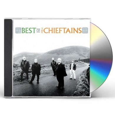 Chieftains BEST OF CD