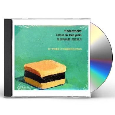 Tindersticks ACROSS SIX LEAP YEARS CD
