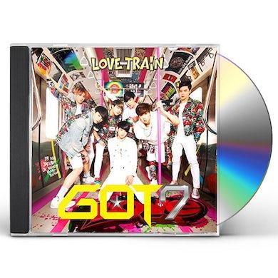 GOT7 LOVE TRAIN CD