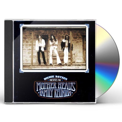Richie Kotzen MOTHER HEAD'S FAMILY REUNION INVITE CD