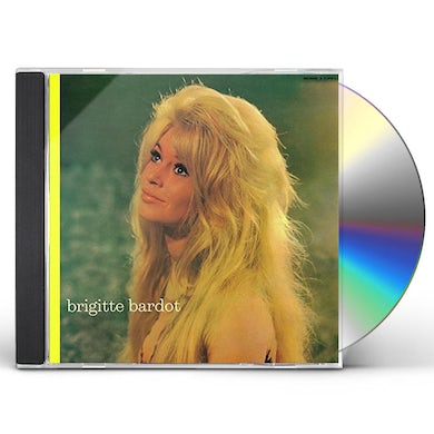 Brigitte Bardot SINGS CD