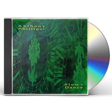 Anthony Phillips SLOW DANCE: REMASTERED & EXPANDED DELUXE EDITION CD