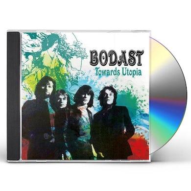 Bodast / Steve Howe TOWARDS UTOPIA: REMASTERED EDITION CD