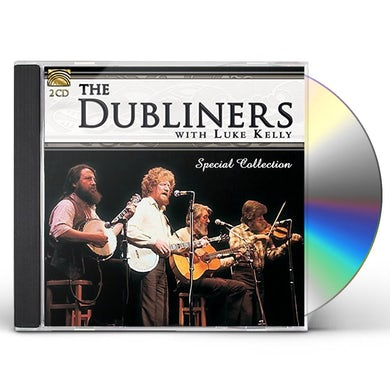DUBLINERS WITH LUKE KELLY: SPECIAL COLLECTION CD