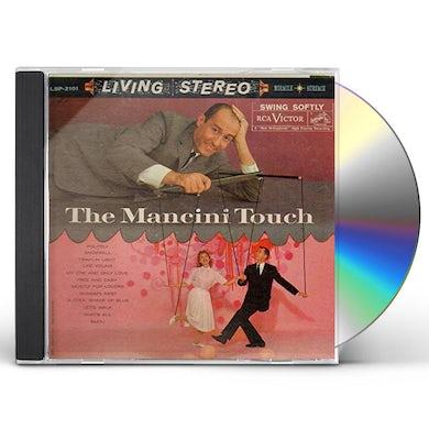 Henry Mancini MANCINI TOUCH CD