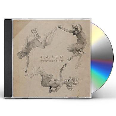 Haken RESTORATION EP CD