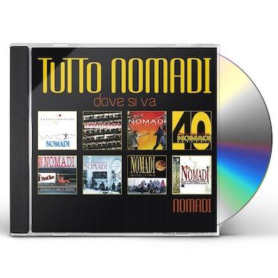 TUTTO NOMADI: DOVE SI VA CD