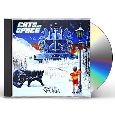 CATS IN SPACE DAY TRIP TO NARNIA CD