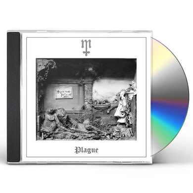 Mastiff  PLAGUE CD