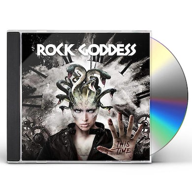 Rock Goddess THIS TIME CD