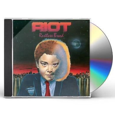 Riot RESTLESS BREED CD