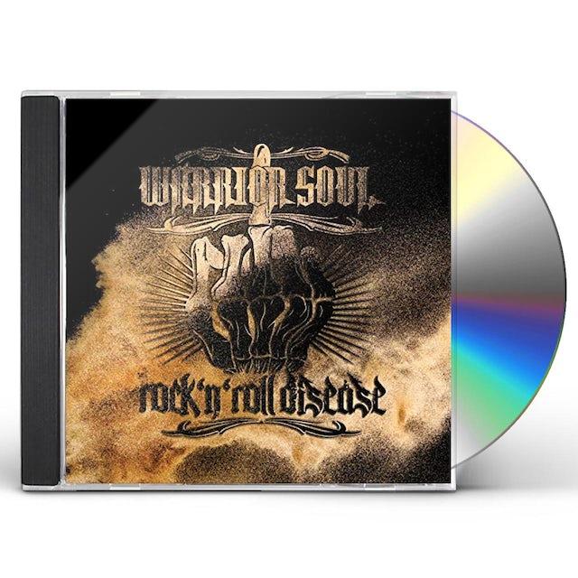 Warrior Soul ROCK N ROLL DISEASE CD