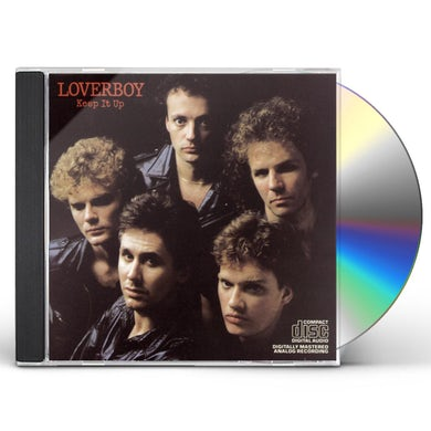 Loverboy KEEP IT UP CD