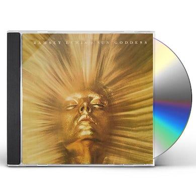 Ramsey Lewis SUN GODDESS (BONUS TRACKS EDITION) CD