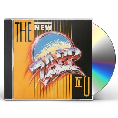 NEW ZAPP IV U CD
