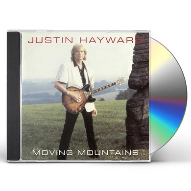 Justin Hayward MOVING MOUNTAINS CD