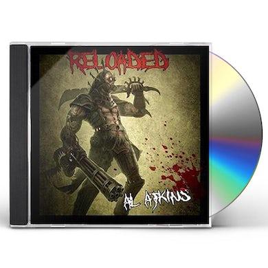 Al Atkins RELOADED CD