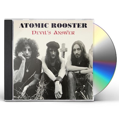 Atomic Rooster DEVILS ANSWER CD