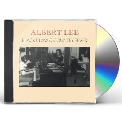 Albert Lee BLACK CLAW & COUNTRY FEVER CD