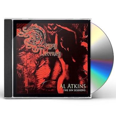 Al Atkins DEMON DECEIVER CD